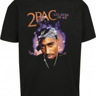 Tupac All Eyez On Me Anniversary Oversize Tee
