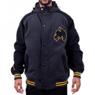 WU WEAR - METHOD MAN MELTON JACKET - WU-TANG CLAN