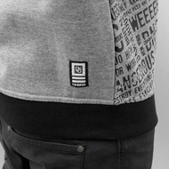 Dangerous DNGRS Overwear / Jumper Gangster in grey*