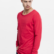 Long Shaped Fashion LS Tee