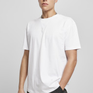 Organic Cotton Curved Oversized Tee