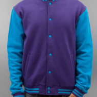 2-tone College Sweatjacket