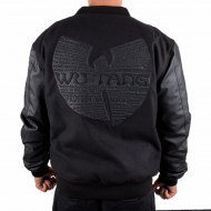Wu Wear - Wu Tang Clan- Protect Ya Neck Jacket- Wu-Tang Clan