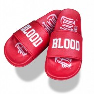 Blood In Blood Out Logo Sandalen