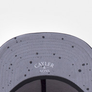Cayler & Sons Men Snapback Cap Jaynasty in black