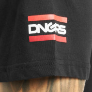 Dangerous DNGRS / T-Shirt Leuz in black