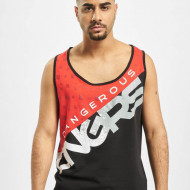 Dangerous DNGRS / Tank Tops Proteles in black