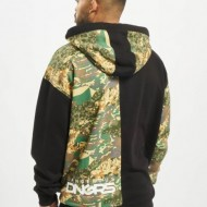 Dangerous DNGRS Two-Face Hoody Camouflage/Black
