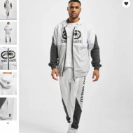 Ecko Unltd. Men Suits Big Logo in grey
