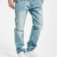 Ecko Unltd. / Straight Fit Jeans Bour Bonstreet in blue