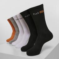 Fuck Off Socks 6-Pack