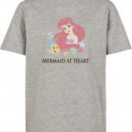 Kids Mermaid At Heart Tee
