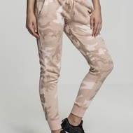 Ladies Camo Terry Pants