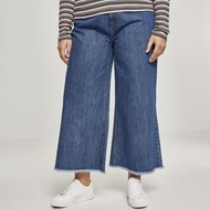 Ladies Denim Culotte