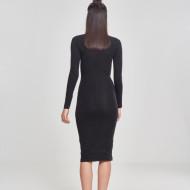 Ladies Turtleneck LS Dress