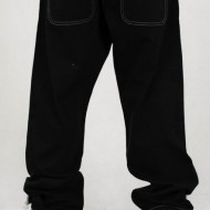 Mass Denim Pants Craft Baggy Fit black