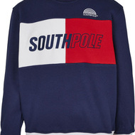 Southpole Block Logo Crewneck