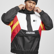Starter Color Block Half Zip Retro Jacket