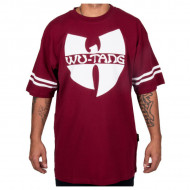 WU WEAR - WU 36 T-SHIRT BURGUNDY - WU-TANG CLAN