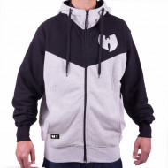 Wu Wear - Wu Tang Clan - Wu Symbol 2 Tone Hooded Zipper - Wu-Tang Clan