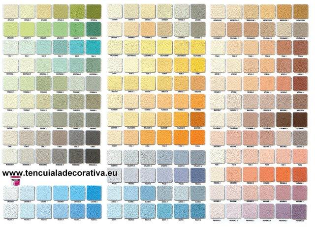 Paleta De Culori Tencuiala Decorativa.Tencuiala Decorativa Ceresit Paleta De Culori My Blog