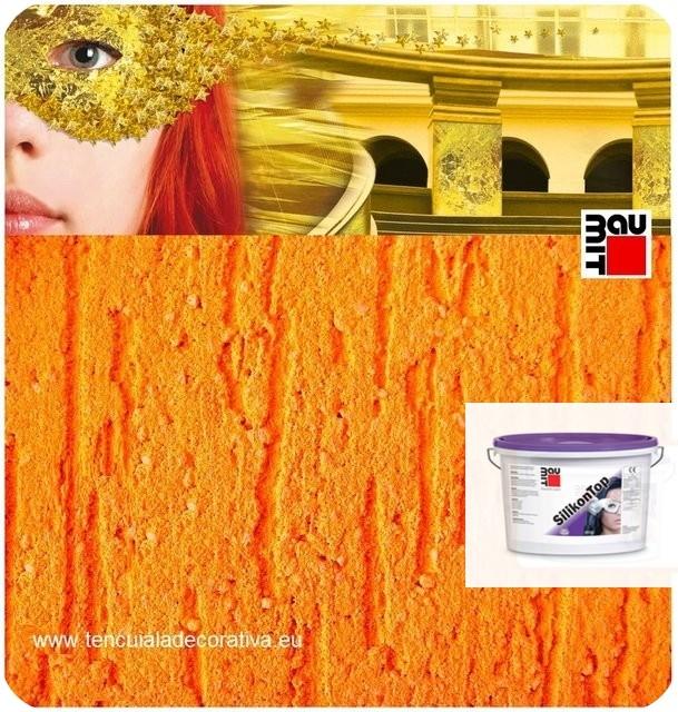 Tencuiala Decorativa Siliconica Baumit.Baumit Silikontop Culori Gratuite