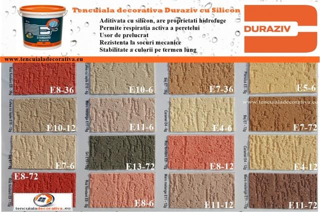 Imagini Tencuiala Decorativa Exterior.Tencuiala Decorativa Duraziv Silicon Cu Efect De Perlare A Apei
