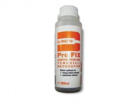 Aditiv tencuiala decorativa DURAZIV ProFIX 100 ml