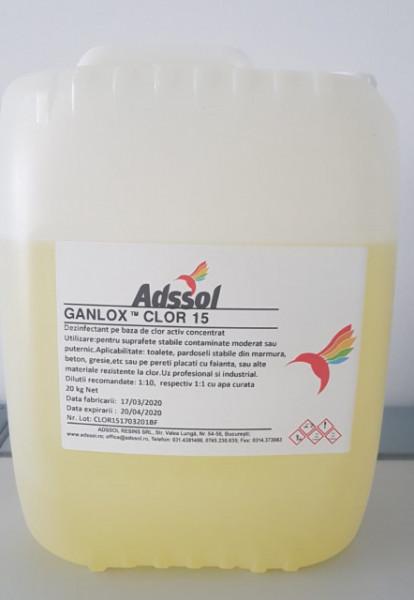 Dezinfectant GANLOX™ CLOR 15