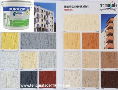 Temperatura Aplicare Tencuiala Decorativa.Duraziv Clima Protect Efect Acvastop Si Autocuratare