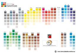 Paletar Baumit Colours of More Emotion