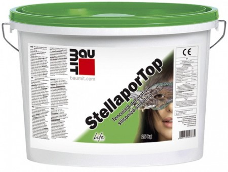Baumit Stellapor Top 25kg siliconico-silicatică