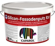 Tencuiala structurata Silicon Fassadenputz R 30 Caparol