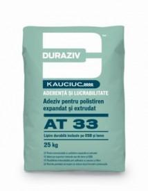 Adeziv pentru polistiren DURAZIV AT 33 IARNA