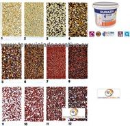 Tencuiala de cuart colorat Duraziv Clima Protect