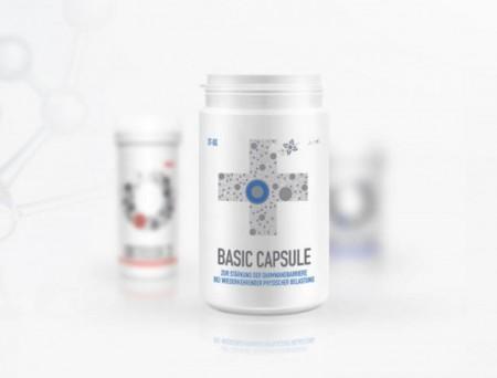 Poze Detoxamin Basic Capsule Austria | Zeolit Activat Tribomecanic