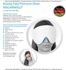 Poze Bandaj Fata Premium Silver MAGNAWELL