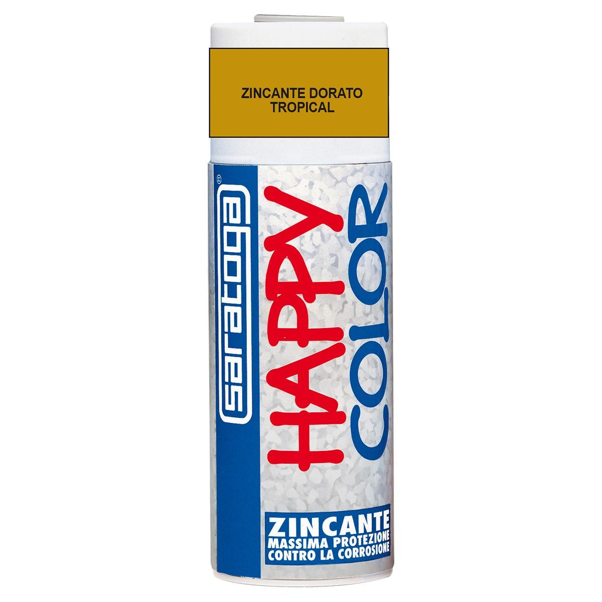 Vopsea spray zincanta