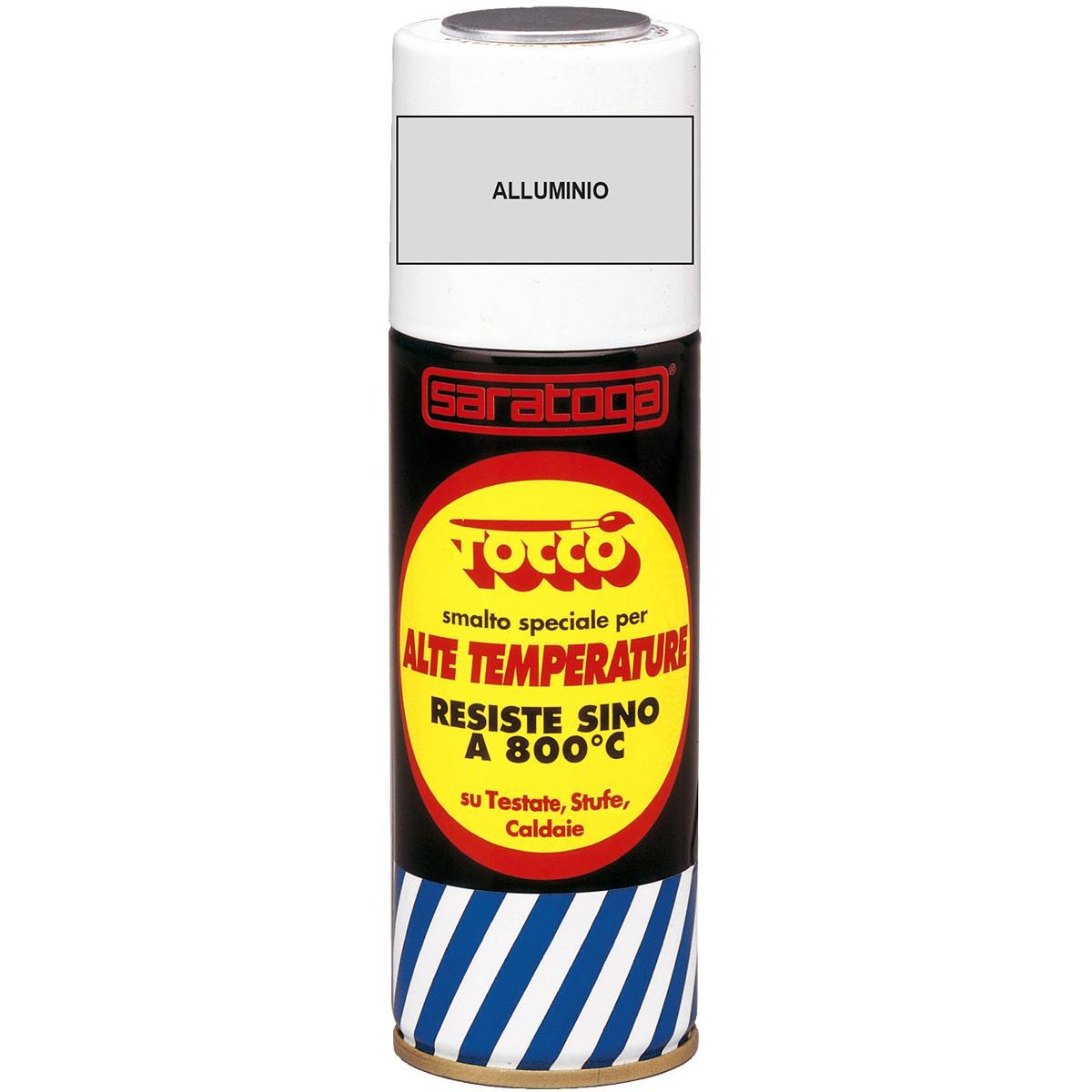 Vopsea spray retusare temperaturi ridicate