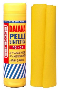 Laveta din piele sintetica Daiana - 42cm x 52cm