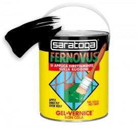 Vopsea gel FERNOVUS lucioasa - 2.5 L - culoare negru