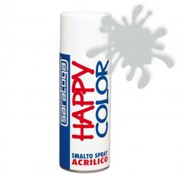 """Vopsea spray """"HAPPY COLOR"""" acrilic ALUMINIU 400ml"""