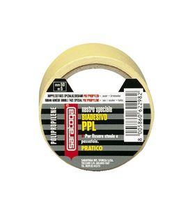 Banda dublu-adeziva din polipropilena PPL - 5m x 50mm