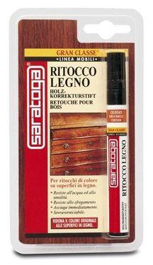 Marker retus lemn culoare MAHON - marker in blister