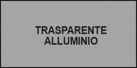 Spray email lucios SMALTO acrilic profesional TRANSPARENT ALUMINIU RAL9006 - 400ml