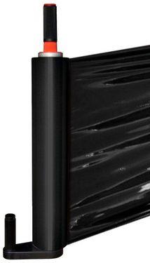 Folie de ambalare culoarea NEAGRA - 500mm x 2.6kg