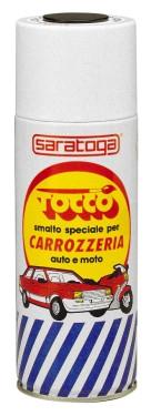 TOCCO SPRAY RETUSARE CAROSERIE AUTO-MOTO 601 NEGRU METALIZAT - 200ml