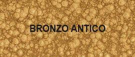 Vopsea gel FERNOVUS cu efect de lovitura de ciocan - 250ml - culoare bronz