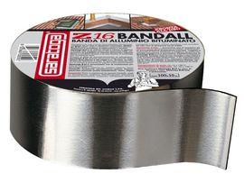 Banda Z16 de aluminiu bituminata 100mm x 10m
