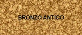 Vopsea gel FERNOVUS cu efect de lovitura de ciocan - 250ml - culoare bronz antic